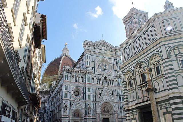 Cattedrale di Santa Maria del Fiore @ Firenze - ITALY in colors
