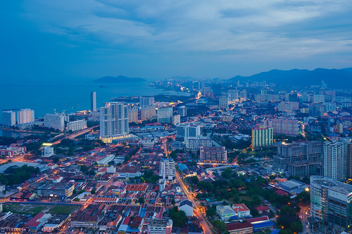 cityview aerial asia city cityscape clouds coastline dusk landscape light longexposure mountain outdoor outdoors sky skyline travel wanderlust