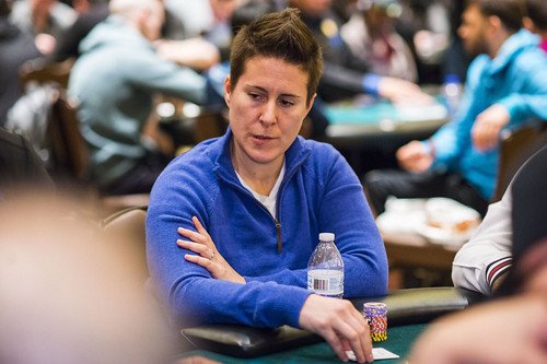 Vanessa Selbst | by World Poker Tour