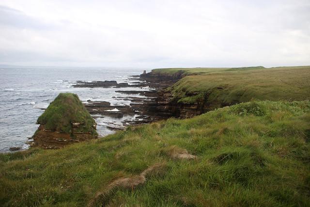 The coast near Mey