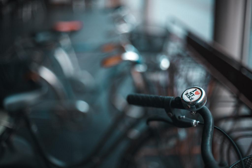 I love my bike _ #36/100 Bike Project
