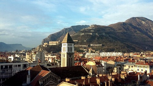 Grenoble | by Guillaume Carta