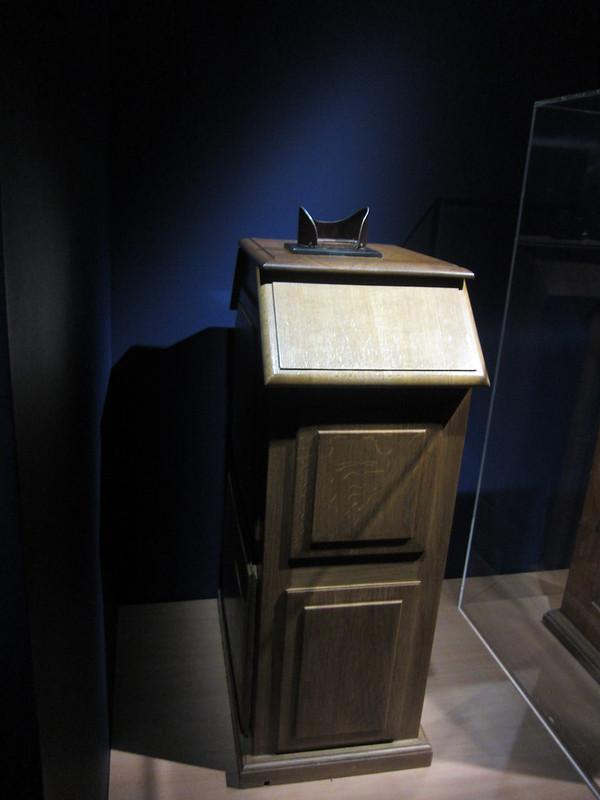 Lyon - musée des Confluences