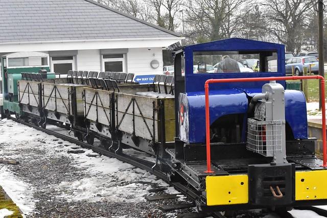 Leighton Buzzard Narrow Gauge Railway - The First Train