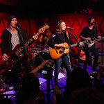 Tue, 05/12/2017 - 6:52am - Brandi Carlile and her band (the twins, plus drums and strings) play for lucky WFUV Marquee Members at Rockwood Music Hall in New York City, 12/5/18. Hosted by Rita Houston. Photo by Gus Philippas/WFUV.