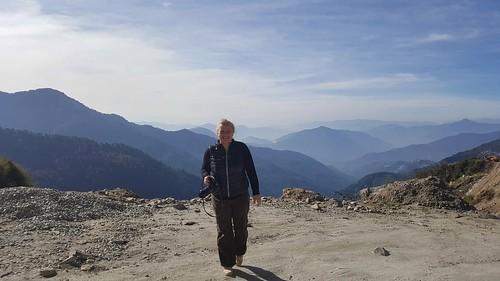 Marlene in Sikkim, Indien | by Couchabenteurer