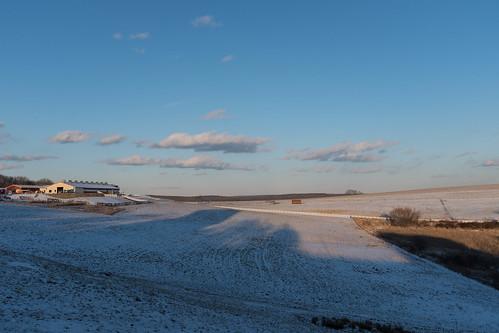 x100f uconn unitedstates landscape ct storrs sky snow fields