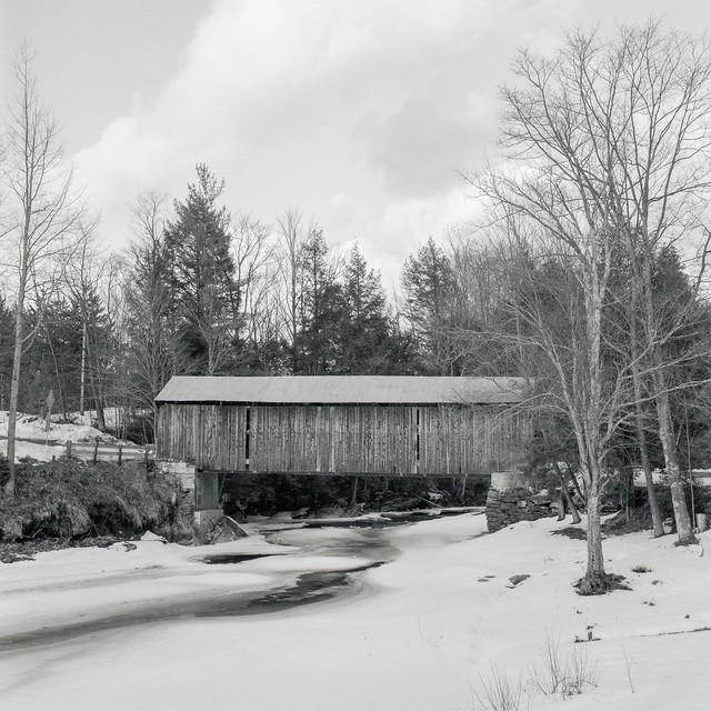 Montgomery Covered Bridge - Waterville VT