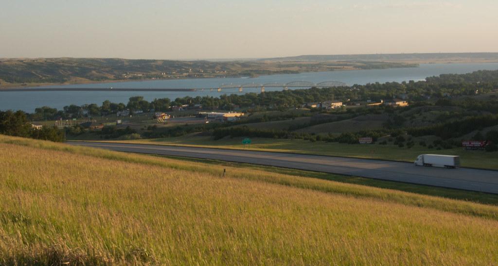 2017070714sd Missouri River At Chamberlain Sd Usa Flickr