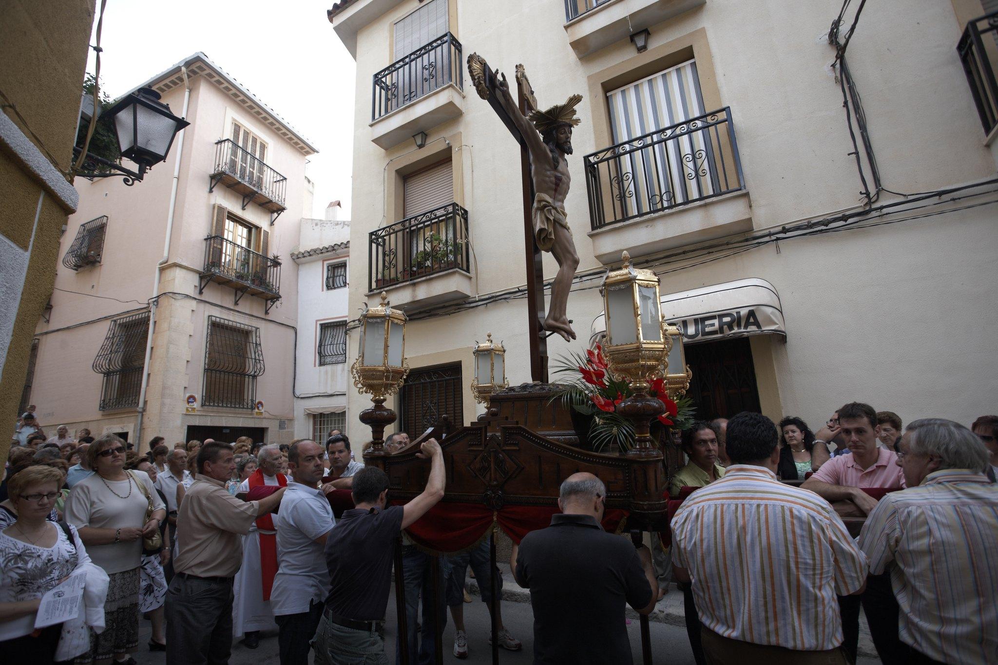 (2009-06-26) Vía Crucis de bajada - Heliodoro Corbí Sirvent (113)