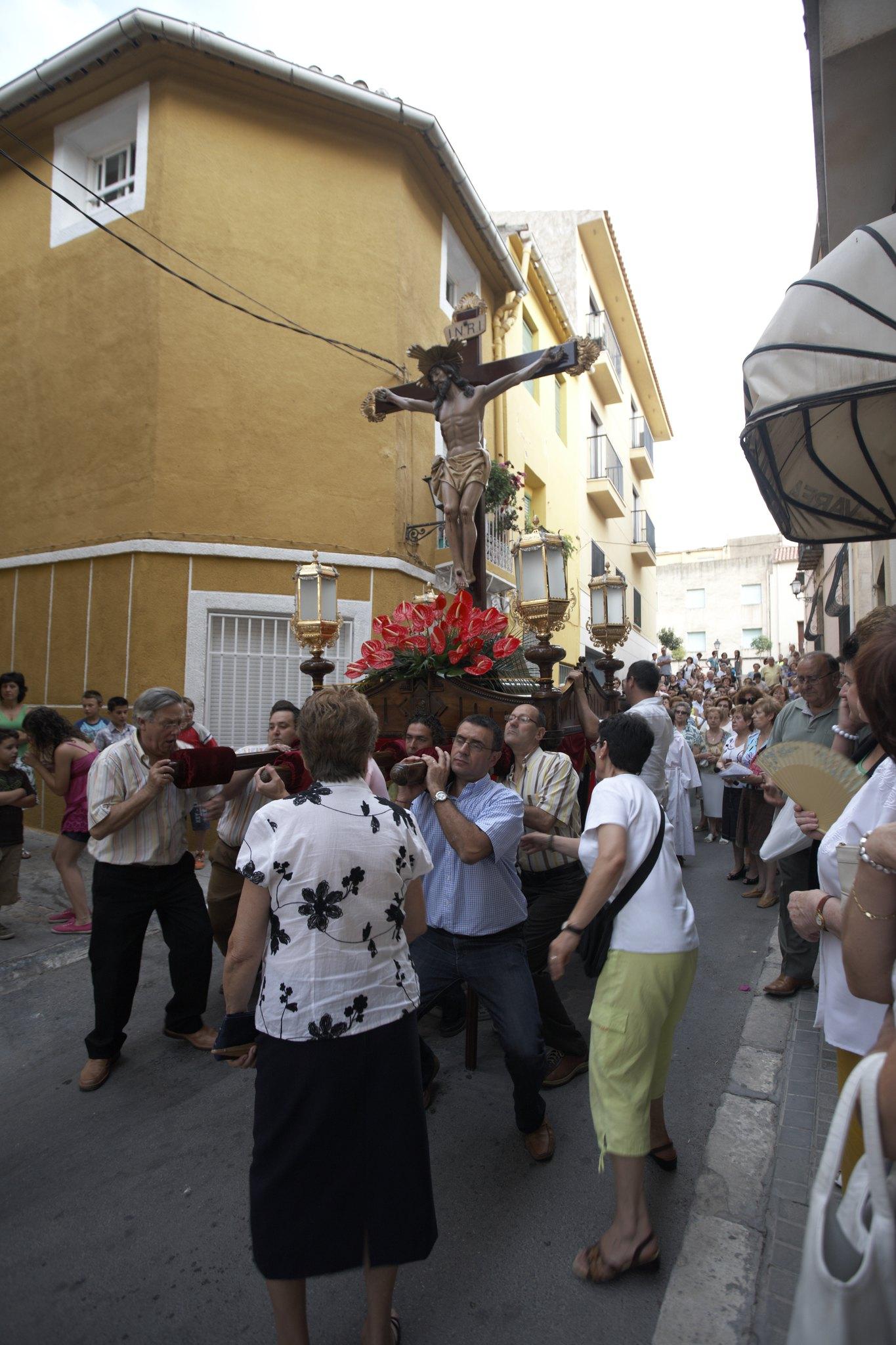 (2009-06-26) Vía Crucis de bajada - Heliodoro Corbí Sirvent (116)