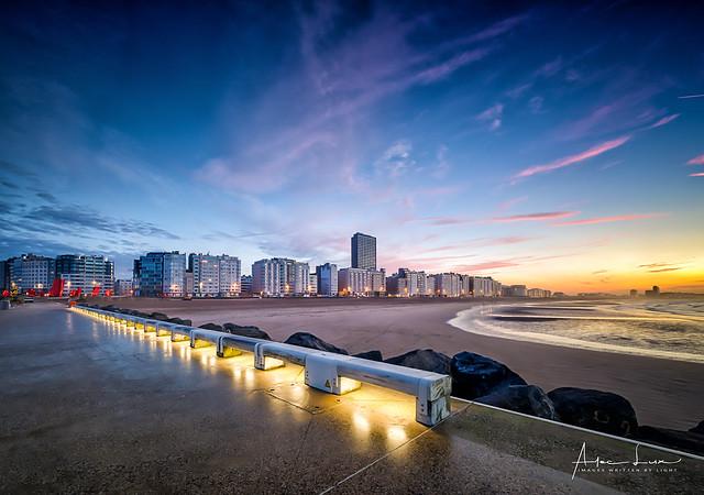 Ostend Sunset