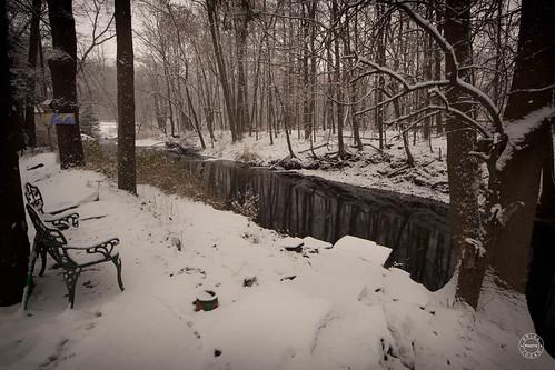 hudsonvalley orangecounty newyork outdoor landscape conditions warwick snow unitedstates us