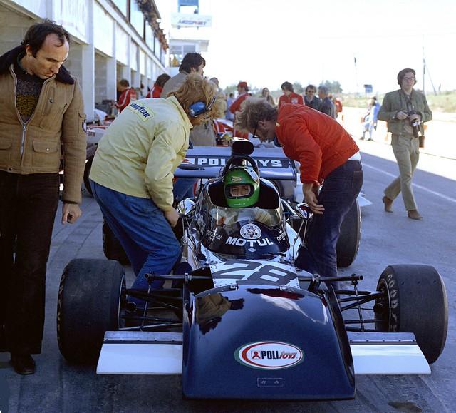 Frank Williams March 1972