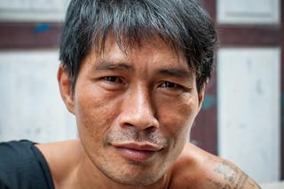 Bangkok Street Portrait
