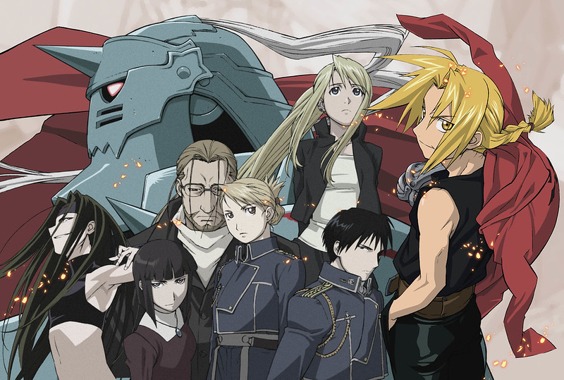 Fullmetal Alchemist Brotherhood (49)