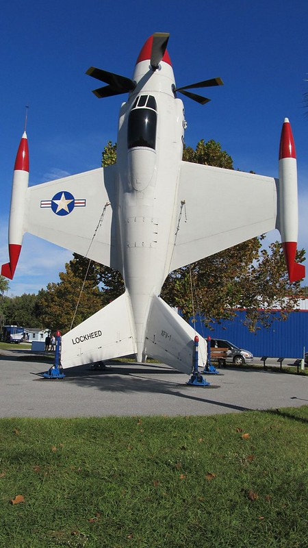 Lockheed XFV Salmon 7