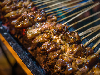 Chicken's Satay | by Henry Sudarman