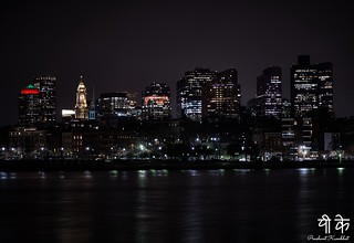 Part of the Boston Skyline | by pkumbhat