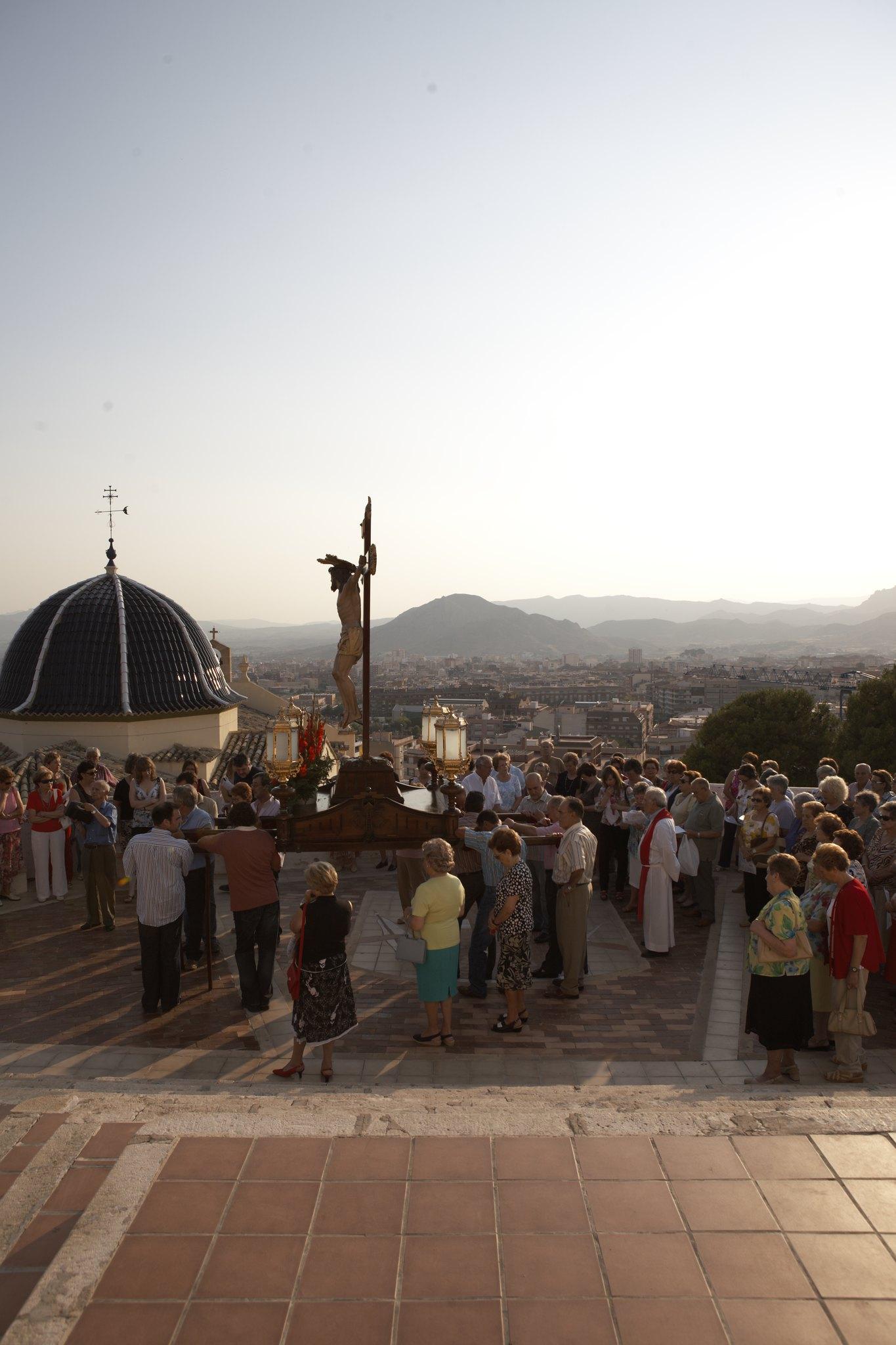 (2008-06-27) Vía Crucis de bajada - Heliodoro Corbí Sirvent (30)