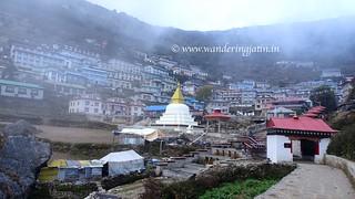 Namche Bazaar | by wanderingjatin