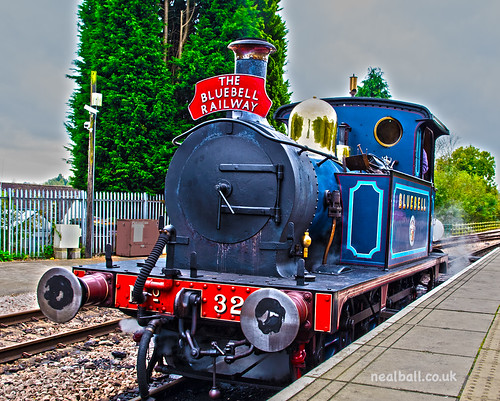 0-6-0T No 323 a HDR r | by neal-felpham