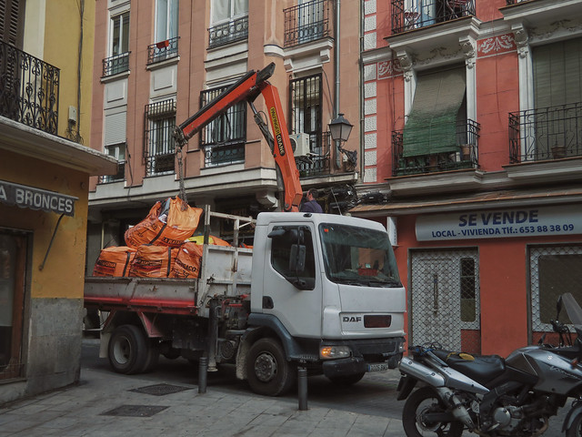 Lavapies, Madrid (2017)