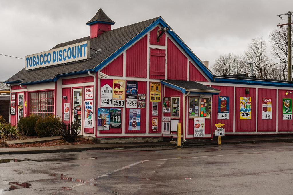 Tobacco store | Don Sniegowski | Flickr