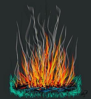 Flowpaper Fire