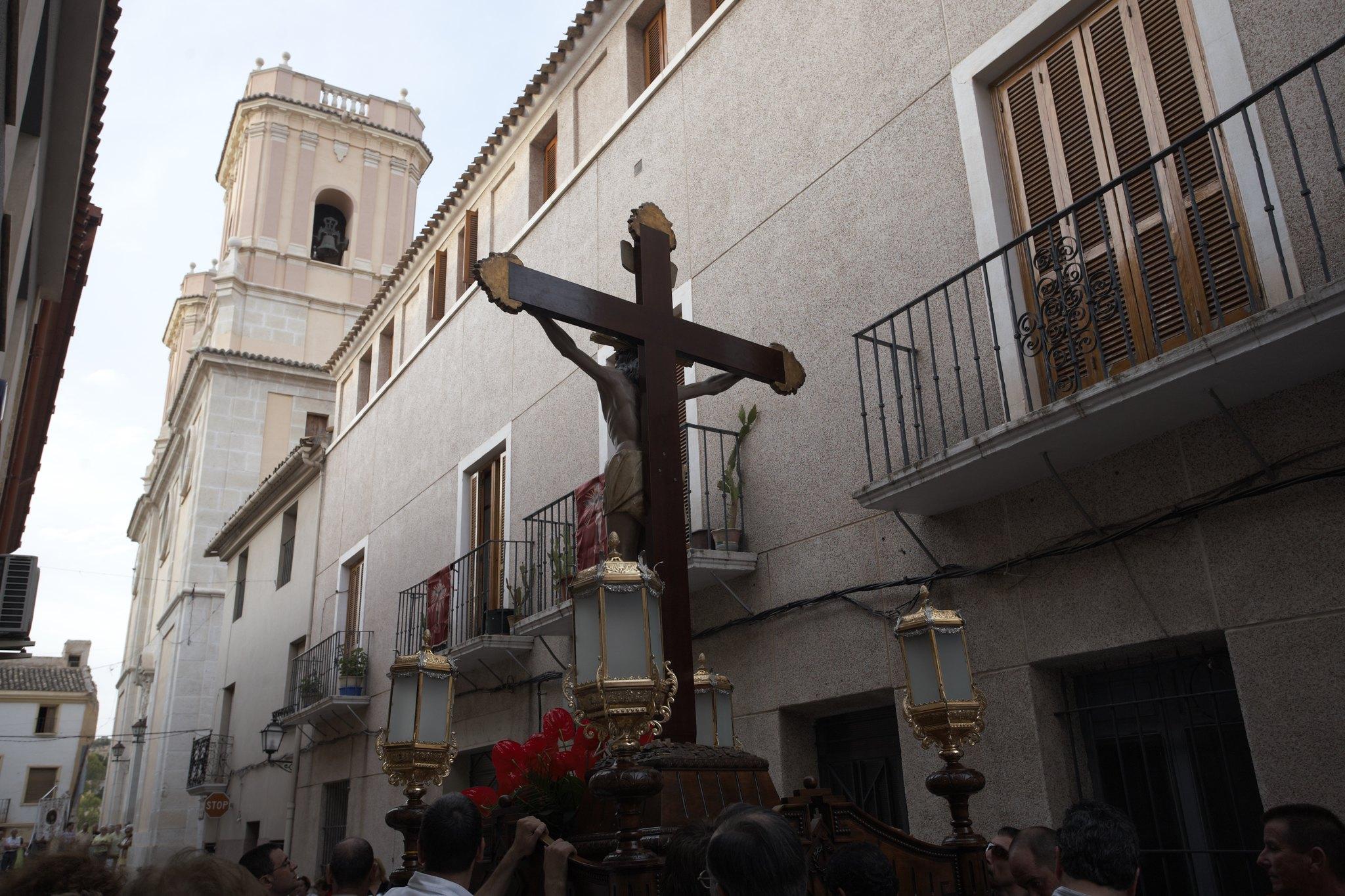 (2009-06-26) Vía Crucis de bajada - Heliodoro Corbí Sirvent (121)