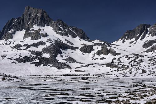 Mt Banner with 1000 ice float lake | by speedcenter2001