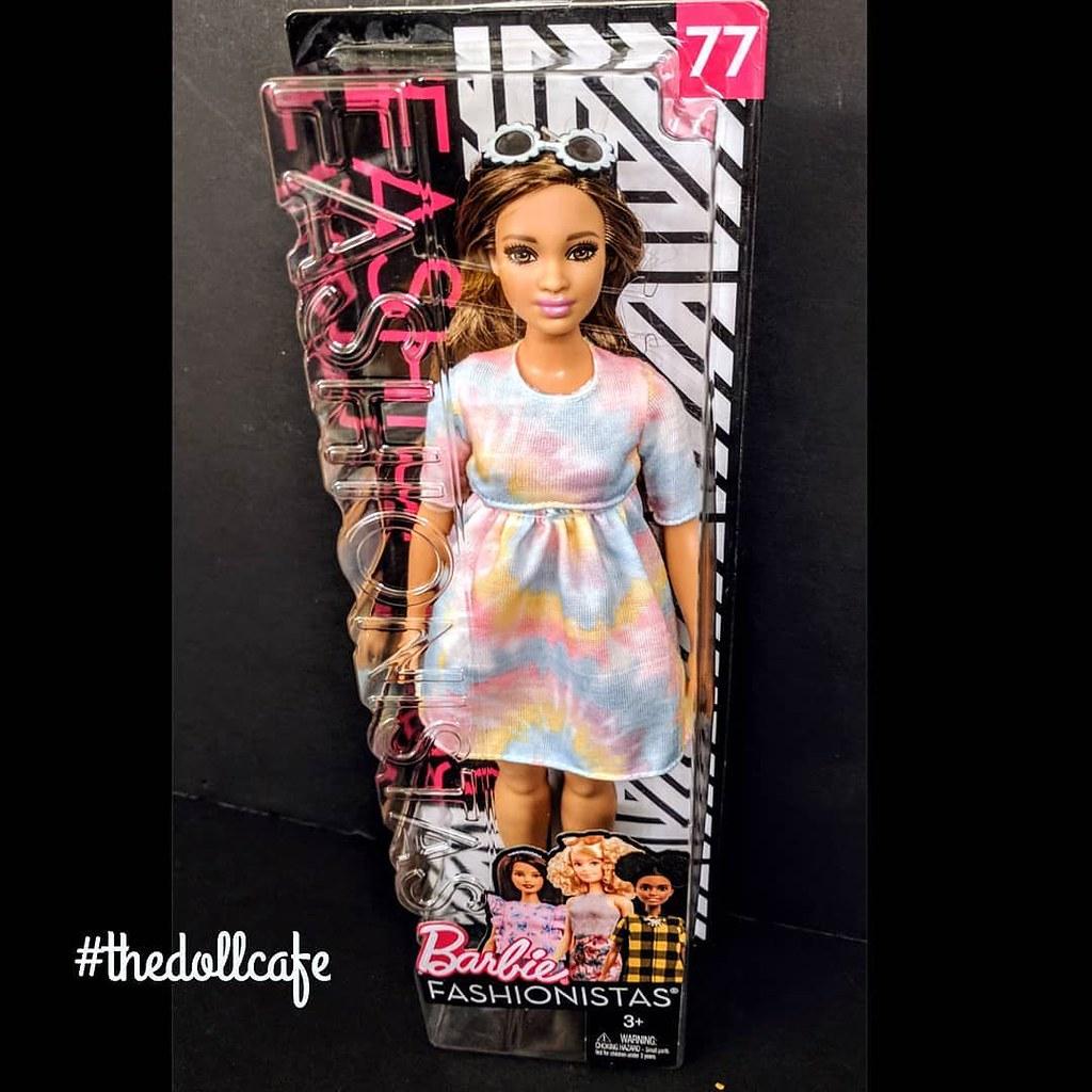 Barbie Fashionistas Doll to Tie Dye For