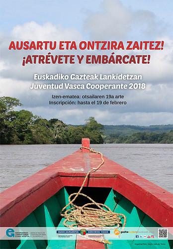 Irabazlea/ Cartel premiado   by Gazteaukera