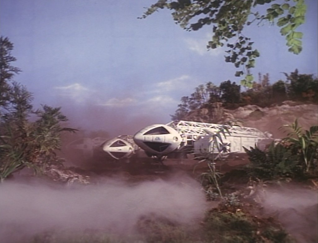 "Space 1999 ""The Full Circle"""