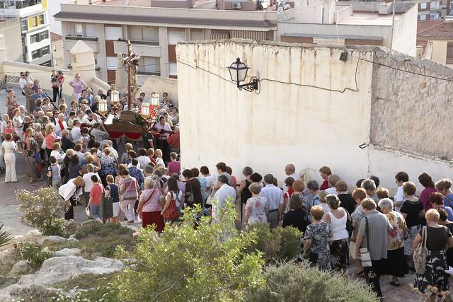 (2010-06-25) Vía Crucis de bajada - Heliodoro Corbí Sirvent (14)