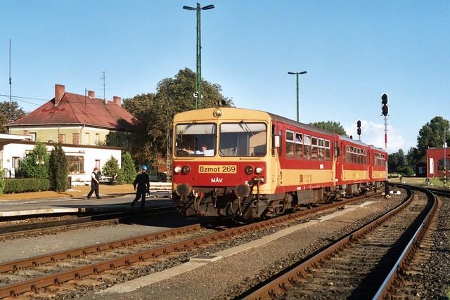 Bzmot 269 in Tapolca op 8-8-2005 (SCAN)