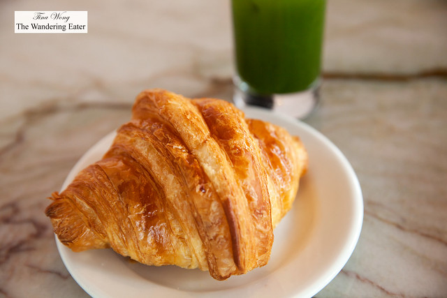 Croissant by Zak the Baker