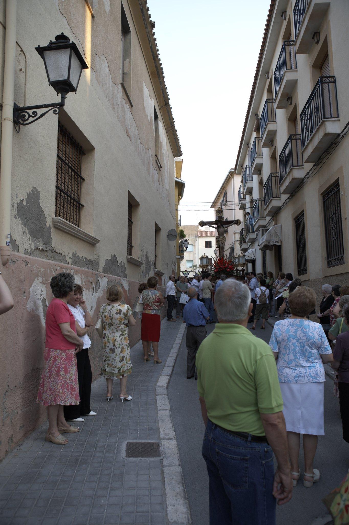 (2008-06-27) Vía Crucis de bajada - Heliodoro Corbí Sirvent (89)