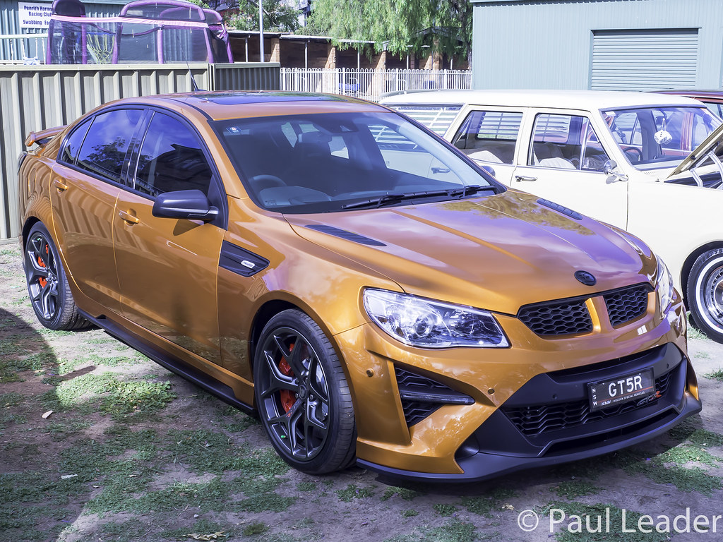 2017 Holden VF Commodore HSV GTSR Sedan | - Paceway Cars and