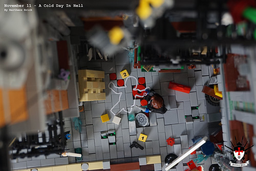 A Cold Day In Hell 10 by Barthezz Brick | by Barthezz Brick