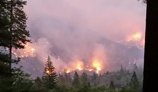 Helena Fire August 30, 2017