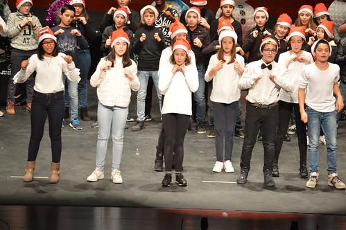 Festival Navidad CEIP La Estación