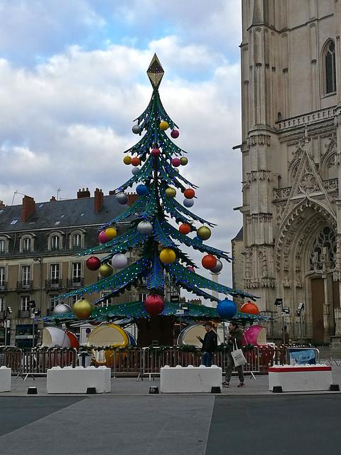 Noël - cathédrale