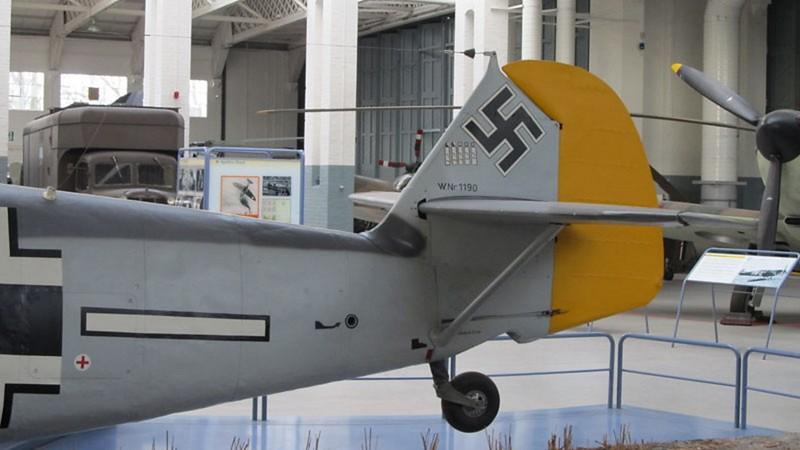 Messerschmitt Bf.109E 5