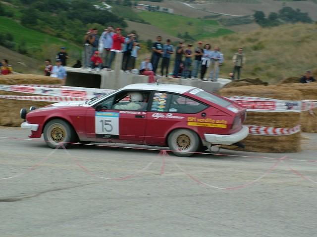 Rallylegend 2006 Alfa Romeo GTV6 Gr.A
