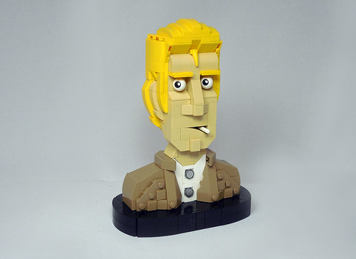 John Constantine Bust