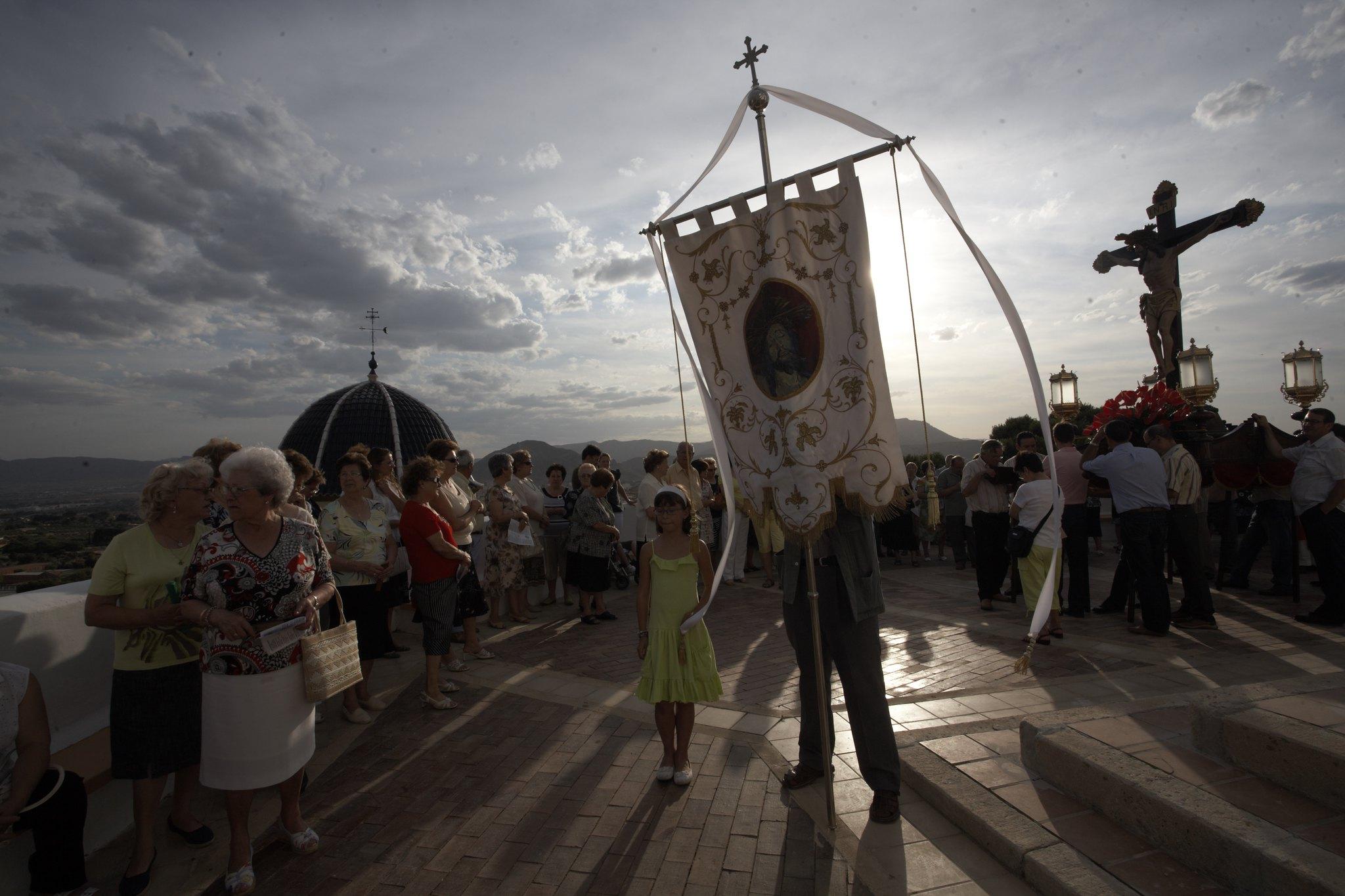(2009-06-26) Vía Crucis de bajada - Heliodoro Corbí Sirvent (59)