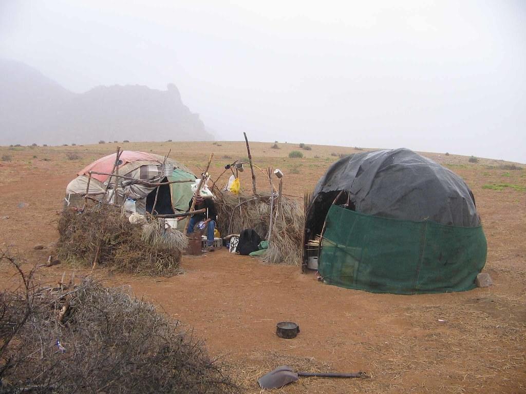 Nama -haru oms, rush mat houses