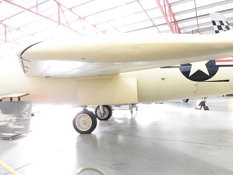 Douglas D-558-2 Skyrocket 9