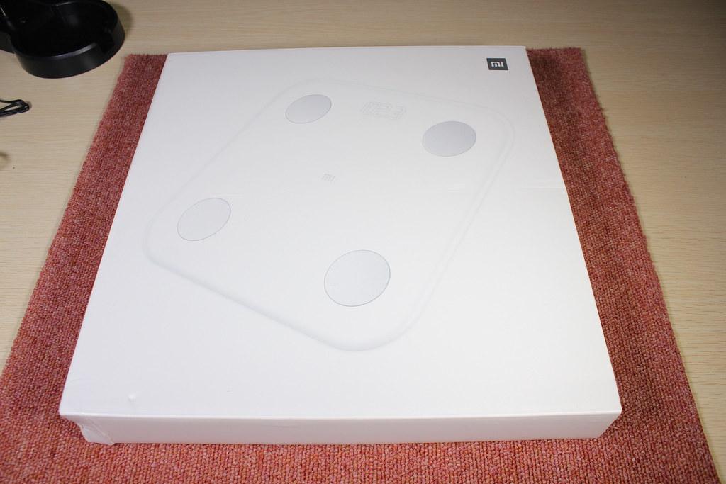 シャオミ 体重 計